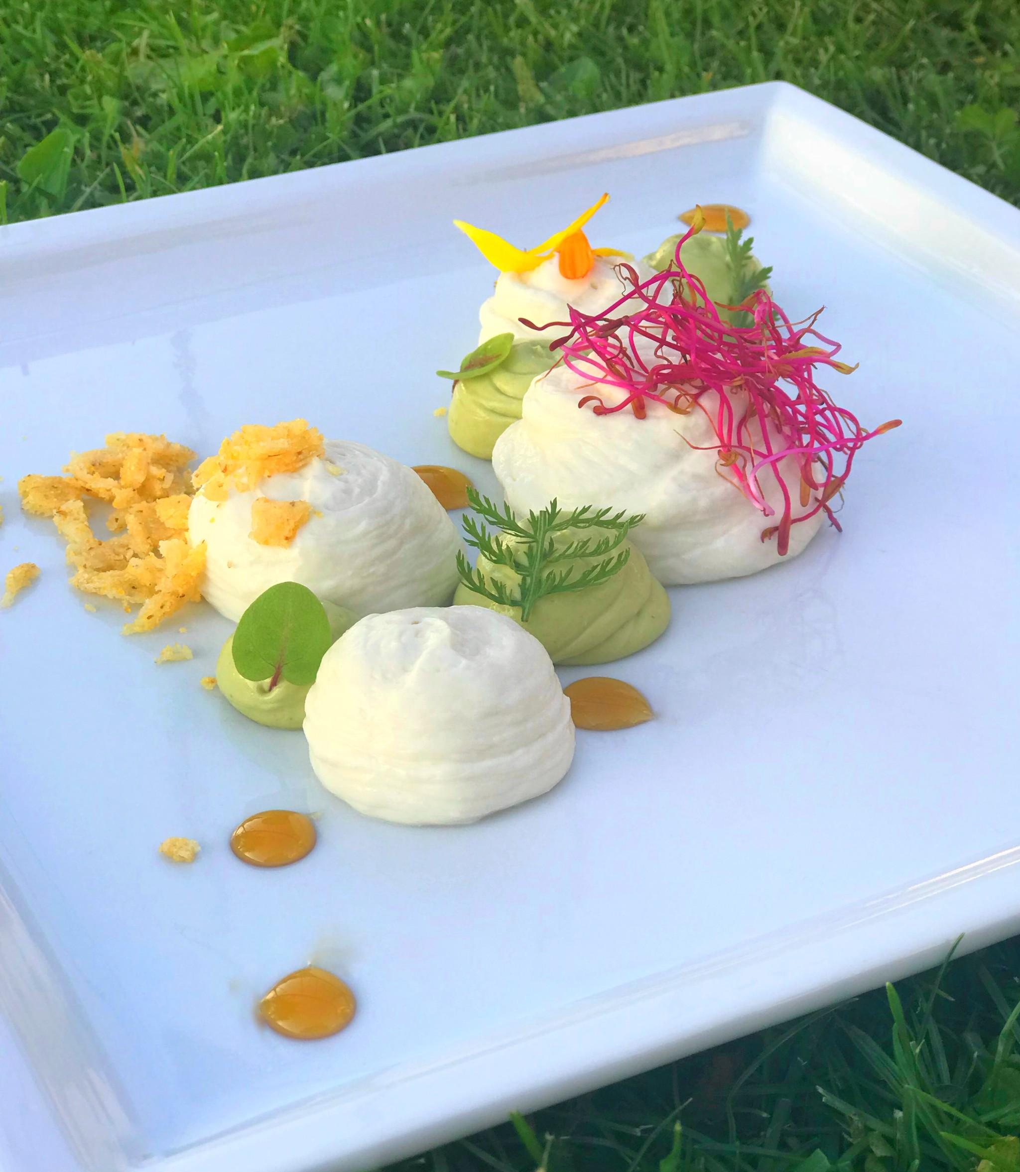 Menu Lusernarhof dessert