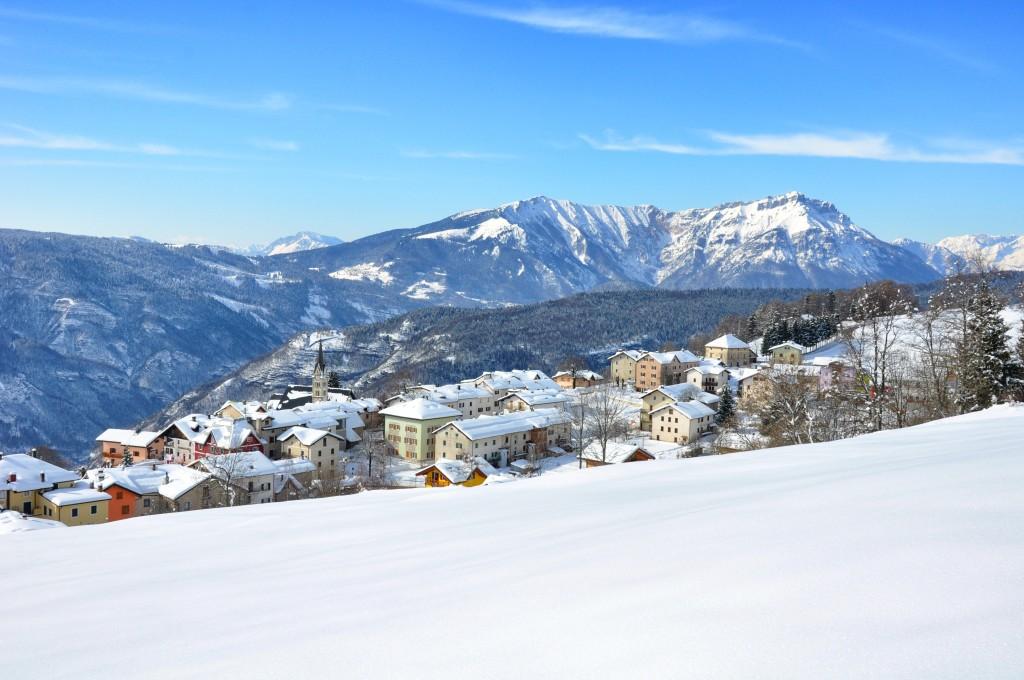Luserna+panoramica+inverno